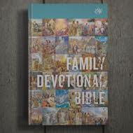 ESV Family Devotional Bible Review and Giveaway!