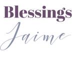 Signature Line for Seeking God with Jaime Wiebel